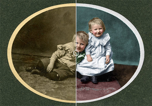 Photo Restoration & Colorization