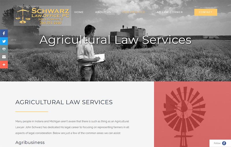 FarmLegacy.com (Schwarz Law Office)