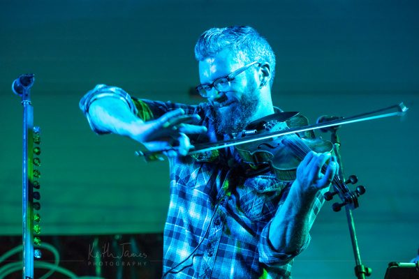 Event Photography: Fidler in Concert