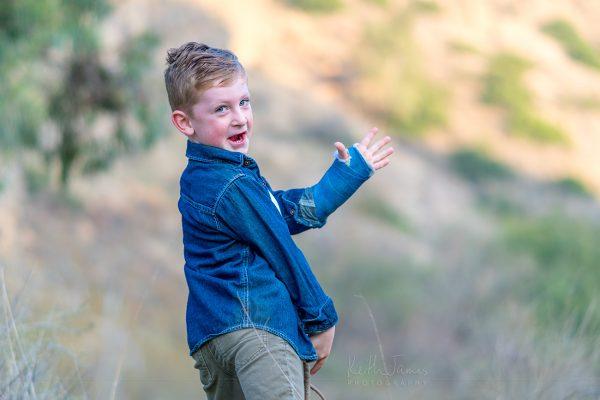 Portrait Photography: Child Photos
