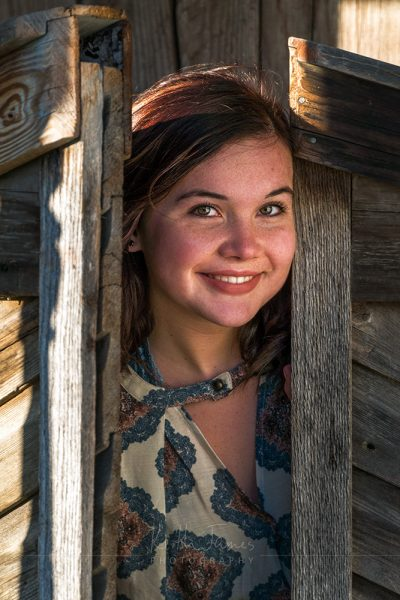 Portrait Photography: Senior Pictures in LaGrange County, Indiana
