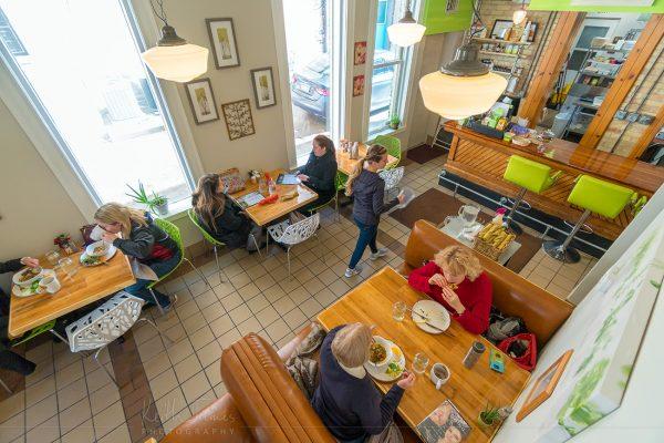 Workplace Photography: Moringa Tree Cafe