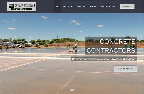 WM Miller Concrete Contractors