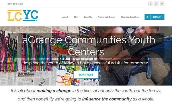 LaGrange Communities Youth Centers (LCYC)