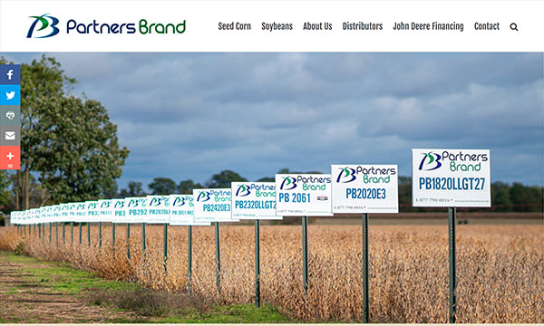 Partners Brand Seed
