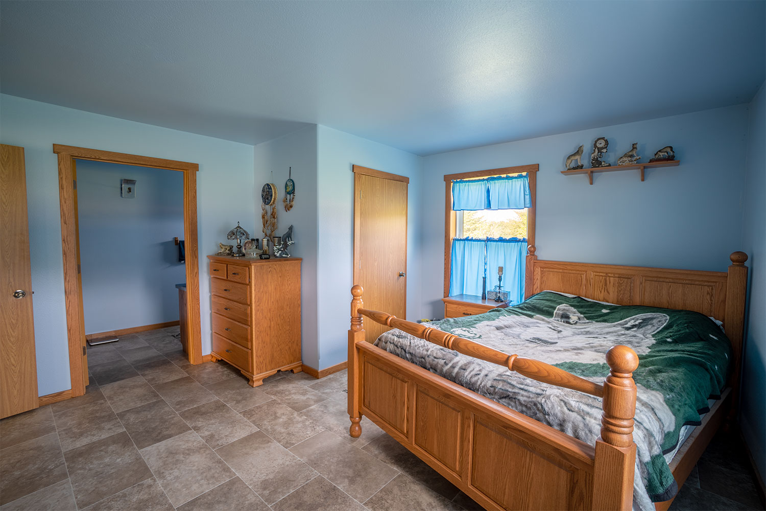 Real Estate Photography: Bedroom