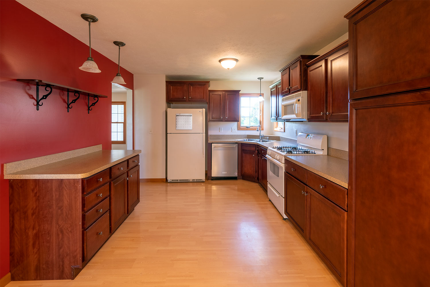Real Estate Photography: Kitchen