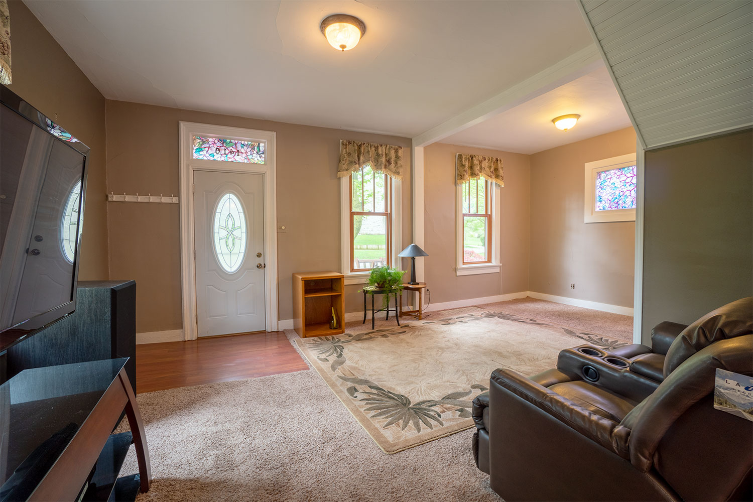 Real Estate Photography: Living Room