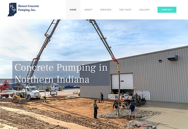 Hoosier Concrete Pumping
