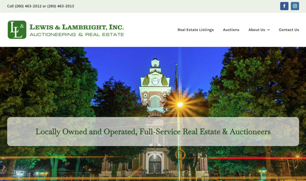Lewis & Lambright Auctioneering & Real Estate